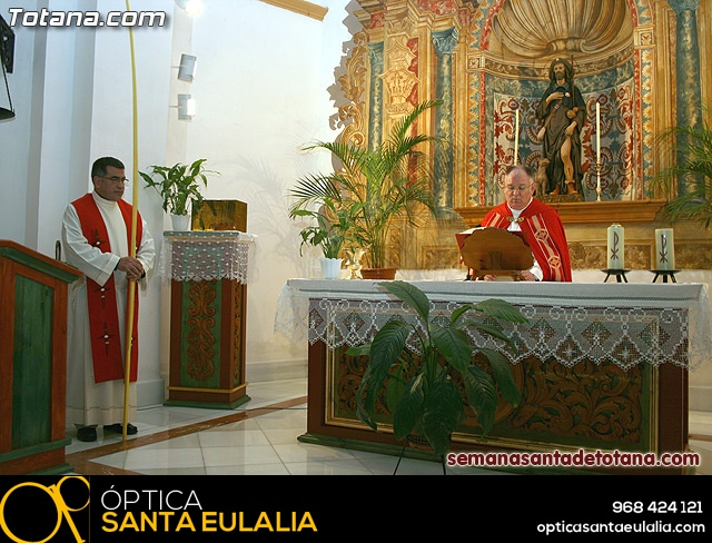 Domingo de Ramos - Parroquia de Las Tres Avemarías. Semana Santa 2010 - 6