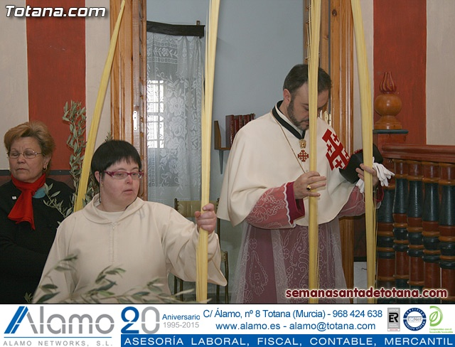 Domingo de Ramos - Parroquia de Las Tres Avemarías. Semana Santa 2010 - 7