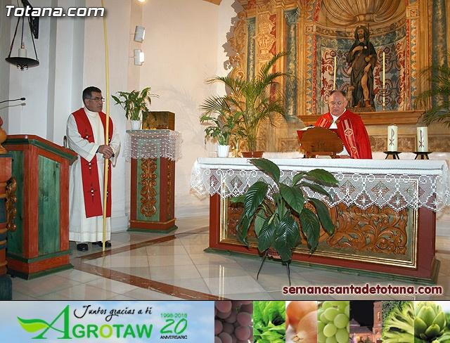 Domingo de Ramos - Parroquia de Las Tres Avemarías. Semana Santa 2010 - 8