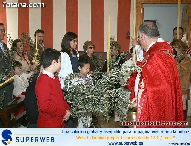Domingo de Ramos - Parroquia de Las Tres Avemarías. Semana Santa 2010 - 10