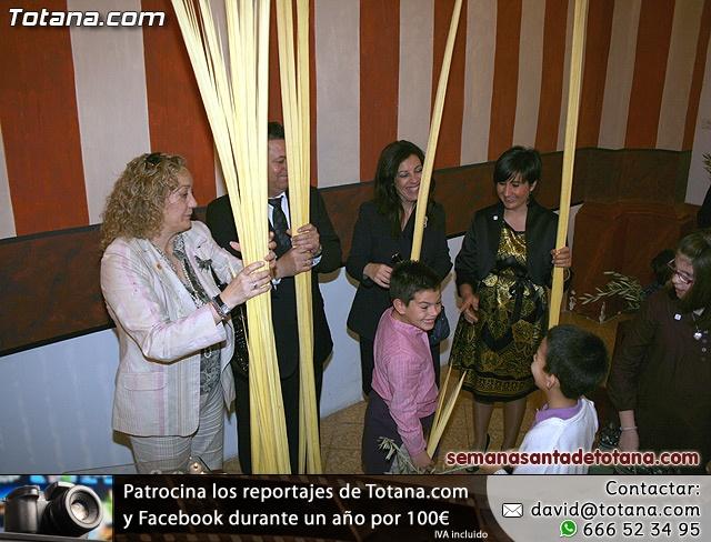 Domingo de Ramos - Parroquia de Las Tres Avemarías. Semana Santa 2010 - 12