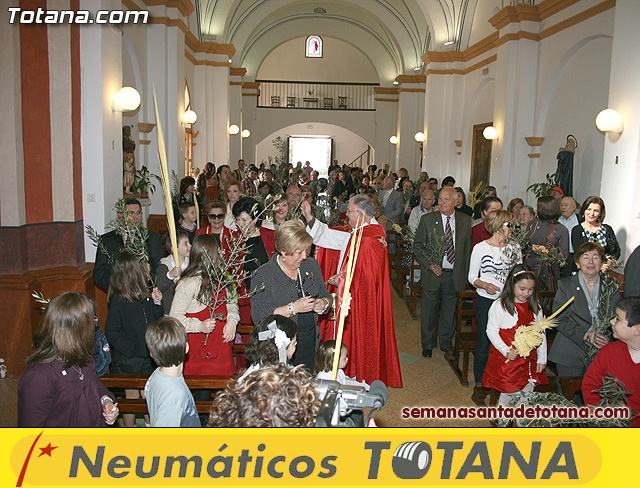 Domingo de Ramos - Parroquia de Las Tres Avemarías. Semana Santa 2010 - 13