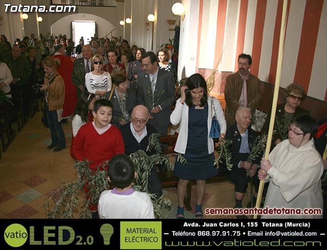 Domingo de Ramos - Parroquia de Las Tres Avemarías. Semana Santa 2010 - 15