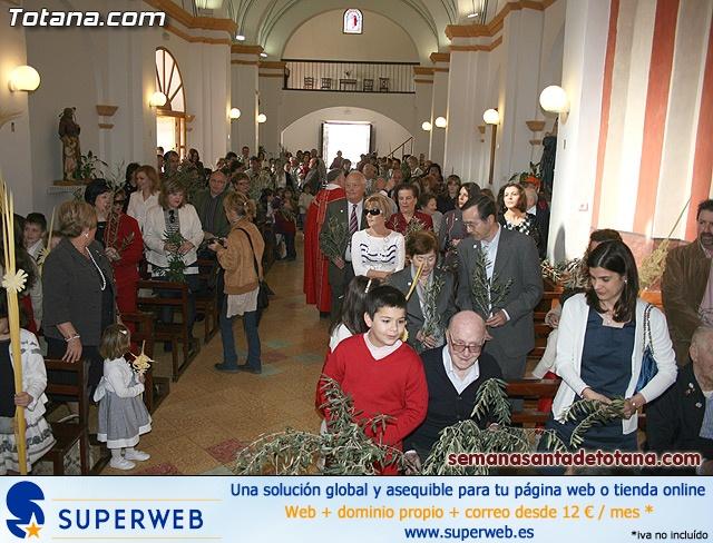 Domingo de Ramos - Parroquia de Las Tres Avemarías. Semana Santa 2010 - 16