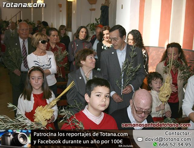 Domingo de Ramos - Parroquia de Las Tres Avemarías. Semana Santa 2010 - 18