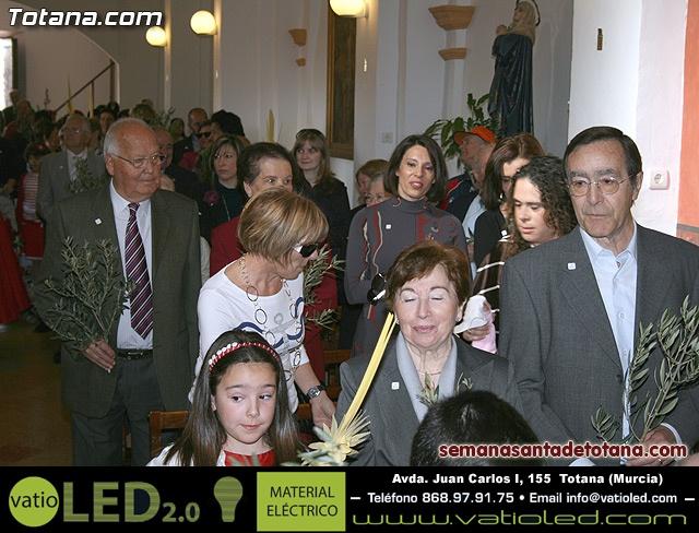 Domingo de Ramos - Parroquia de Las Tres Avemarías. Semana Santa 2010 - 19
