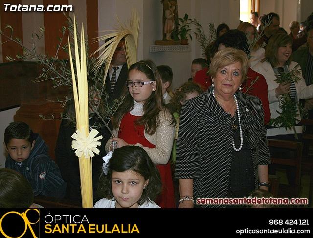 Domingo de Ramos - Parroquia de Las Tres Avemarías. Semana Santa 2010 - 20