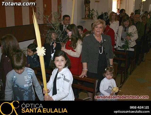 Domingo de Ramos - Parroquia de Las Tres Avemarías. Semana Santa 2010 - 21