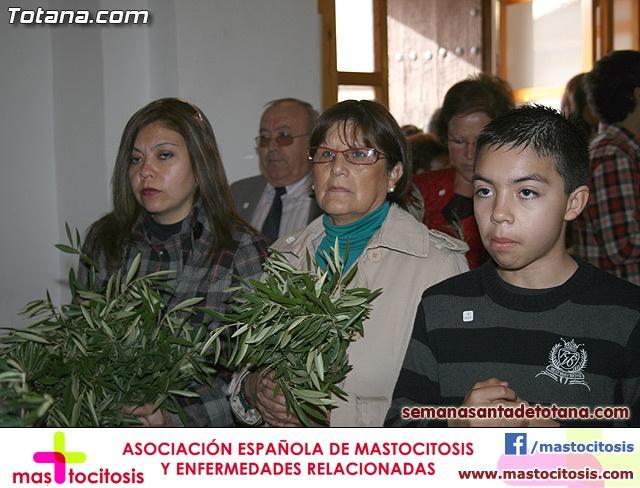 Domingo de Ramos - Parroquia de Las Tres Avemarías. Semana Santa 2010 - 26