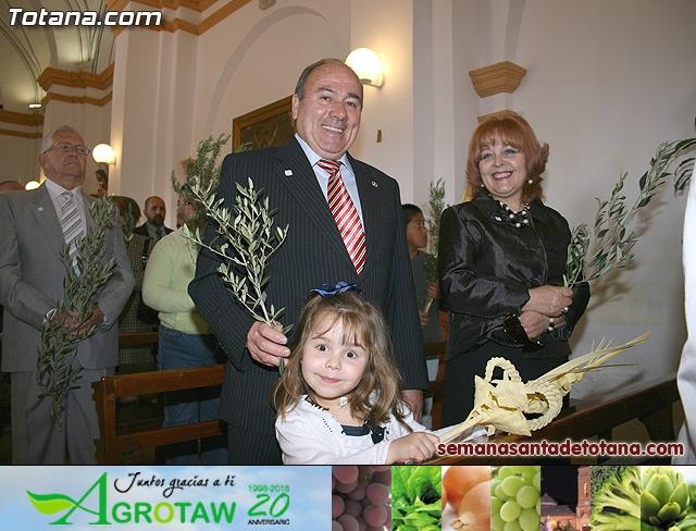 Domingo de Ramos - Parroquia de Las Tres Avemarías. Semana Santa 2010 - 27