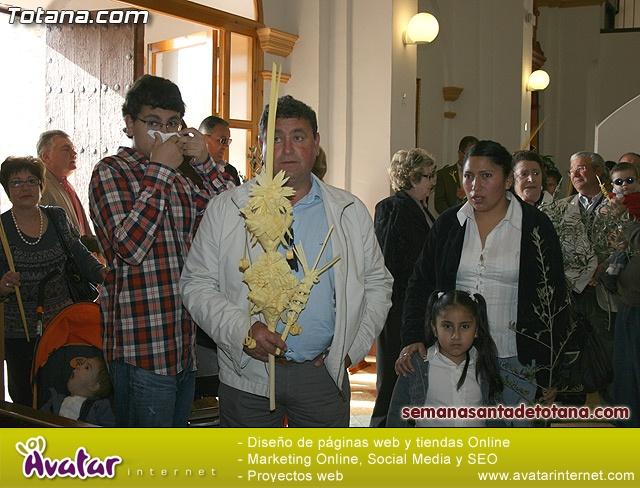 Domingo de Ramos - Parroquia de Las Tres Avemarías. Semana Santa 2010 - 28