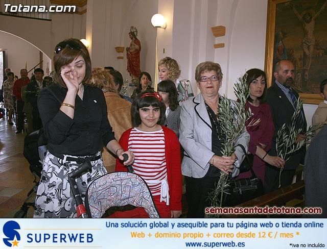 Domingo de Ramos - Parroquia de Las Tres Avemarías. Semana Santa 2010 - 30