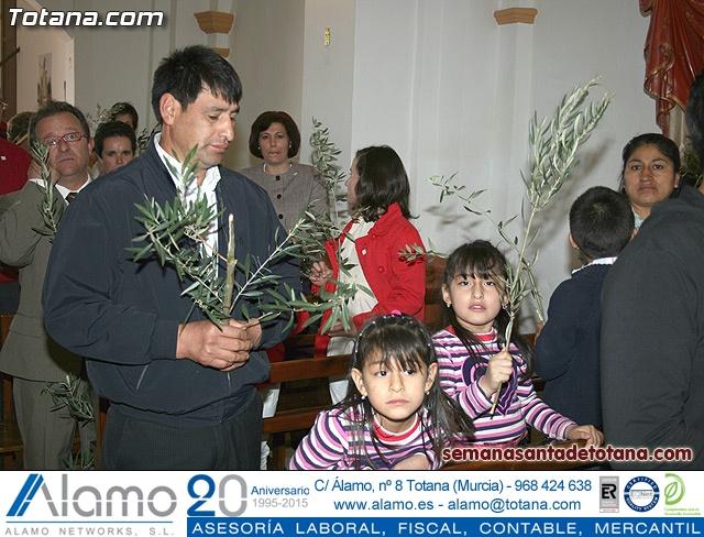 Domingo de Ramos - Parroquia de Las Tres Avemarías. Semana Santa 2010 - 33