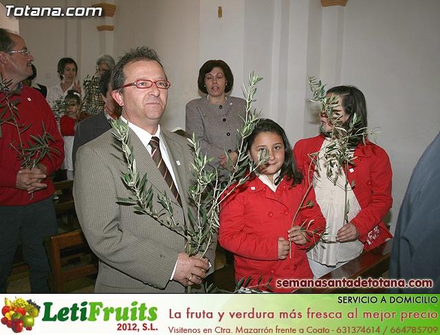 Domingo de Ramos - Parroquia de Las Tres Avemarías. Semana Santa 2010 - 34