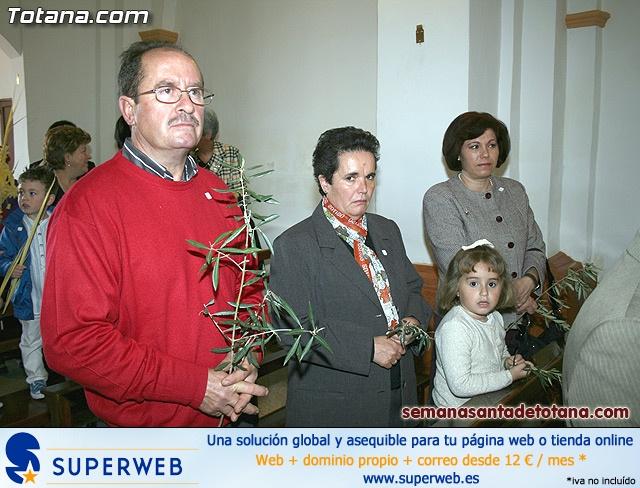 Domingo de Ramos - Parroquia de Las Tres Avemarías. Semana Santa 2010 - 36