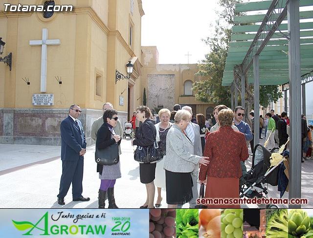 Domingo de Ramos - Parroquia de Las Tres Avemarías. Semana Santa 2010 - 228