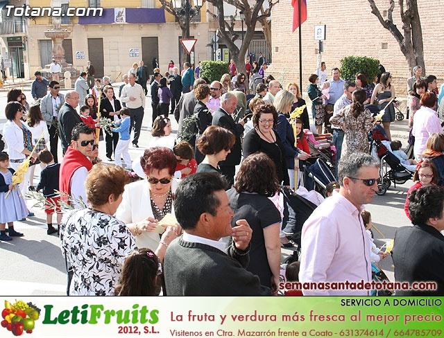 Domingo de Ramos. Parroquia de Santiago. Semana Santa 2010 - 26