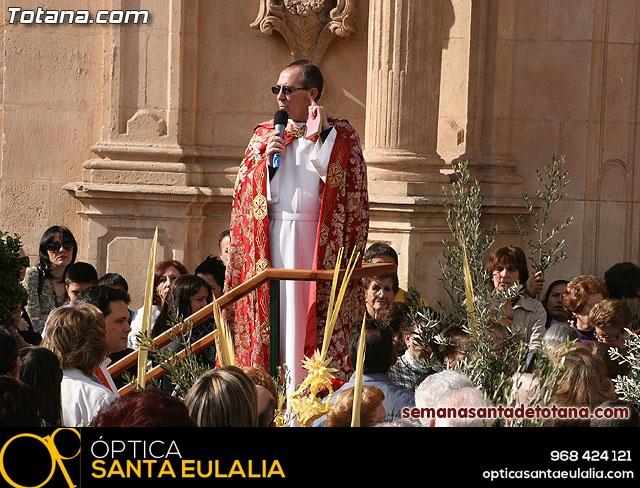 Domingo de Ramos. Parroquia de Santiago. Semana Santa 2010 - 31