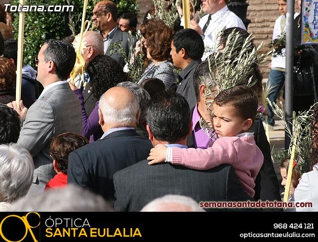 Domingo de Ramos. Parroquia de Santiago. Semana Santa 2010 - 33