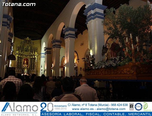Domingo de Ramos - Parroquia de Santiago. Semana Santa 2011 - 6