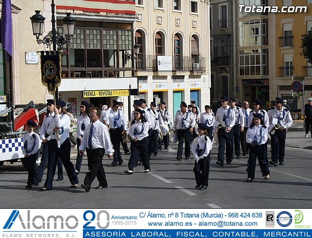Domingo de Ramos - Parroquia de Santiago. Semana Santa 2011 - 7