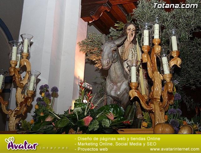 Domingo de Ramos - Parroquia de Santiago. Semana Santa 2011 - 13