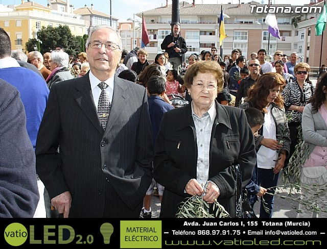 Domingo de Ramos - Parroquia de Santiago. Semana Santa 2011 - 16
