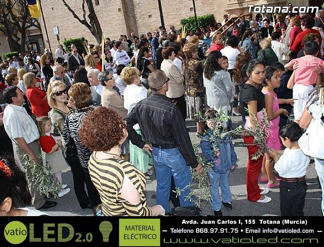 Domingo de Ramos - Parroquia de Santiago. Semana Santa 2011 - 19