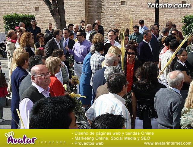 Domingo de Ramos - Parroquia de Santiago. Semana Santa 2011 - 22