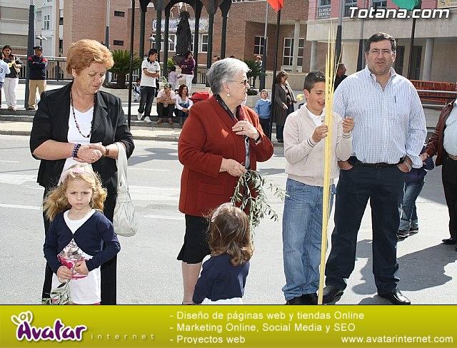 Domingo de Ramos - Parroquia de Santiago. Semana Santa 2011 - 25