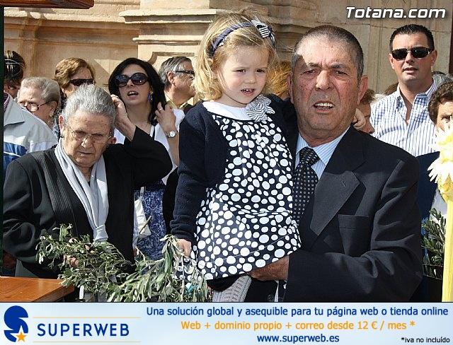 Domingo de Ramos - Parroquia de Santiago. Semana Santa 2011 - 26