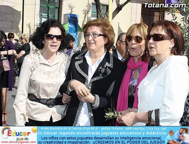 Domingo de Ramos - Parroquia de Santiago. Semana Santa 2011 - 28