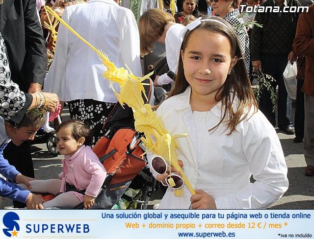 Domingo de Ramos - Parroquia de Santiago. Semana Santa 2011 - 29