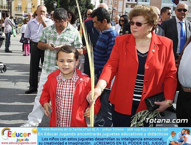 Domingo de Ramos - Parroquia de Santiago. Semana Santa 2011 - 30