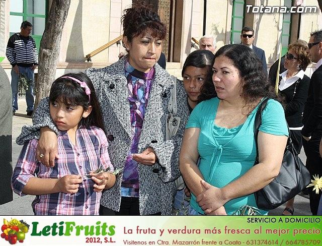 Domingo de Ramos - Parroquia de Santiago. Semana Santa 2011 - 31