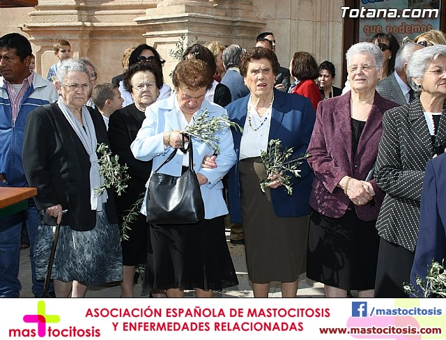 Domingo de Ramos - Parroquia de Santiago. Semana Santa 2011 - 33