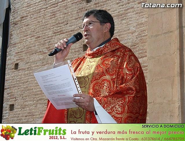 Domingo de Ramos - Parroquia de Santiago. Semana Santa 2011 - 34