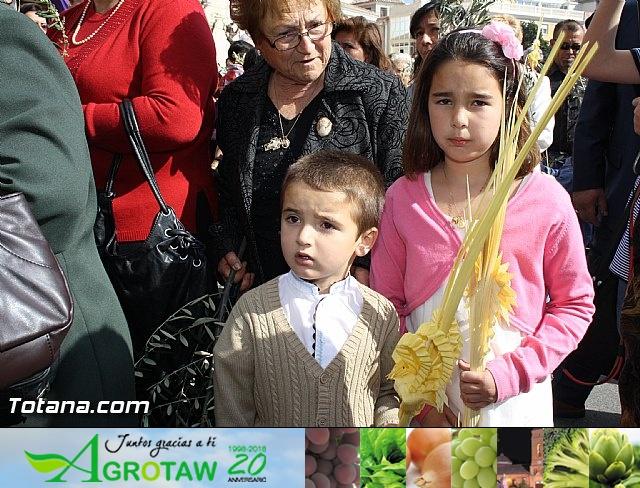 Domingo de Ramos - Parroquia de Santiago. Semana Santa 2011 - 36
