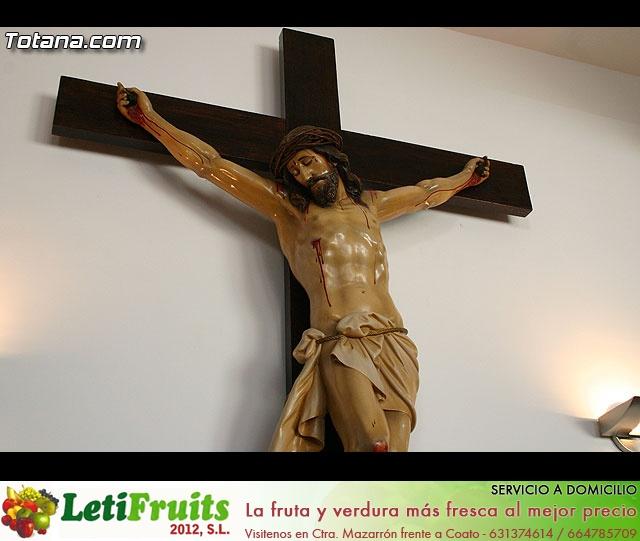 """INAUGURAN LAS OBRAS DE REHABILITACIÓN DE LA ERMITA """"NUESTRA SEÑORA DEL ROSARIO"""" DE PARETÓN-CANTAREROS - 29"""