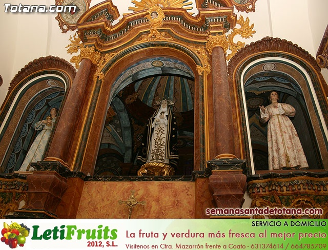 Bendición nuevo estandarte. Hermandad de Santa María Salomé y Ecce Homo - 12