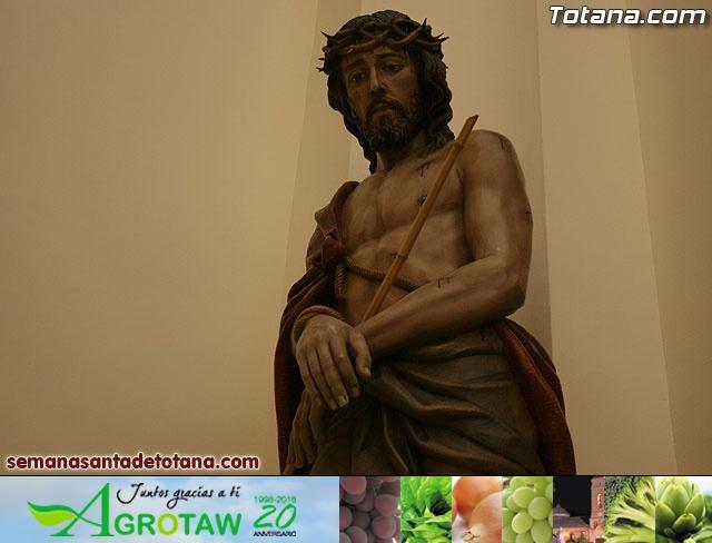 Bendición nuevo estandarte. Hermandad de Santa María Salomé y Ecce Homo - 14