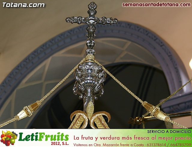 Bendición nuevo estandarte. Hermandad de Santa María Salomé y Ecce Homo - 17