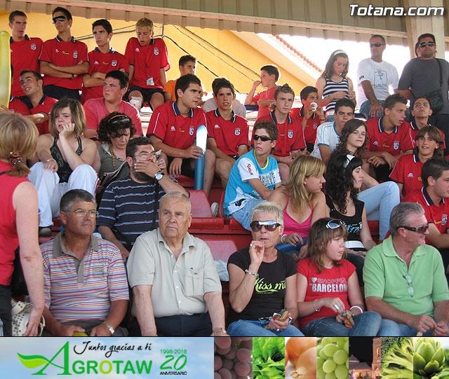El Valencia C.F. se proclama campeón del VI torneo de fútbol Ciudad de Totana - 4
