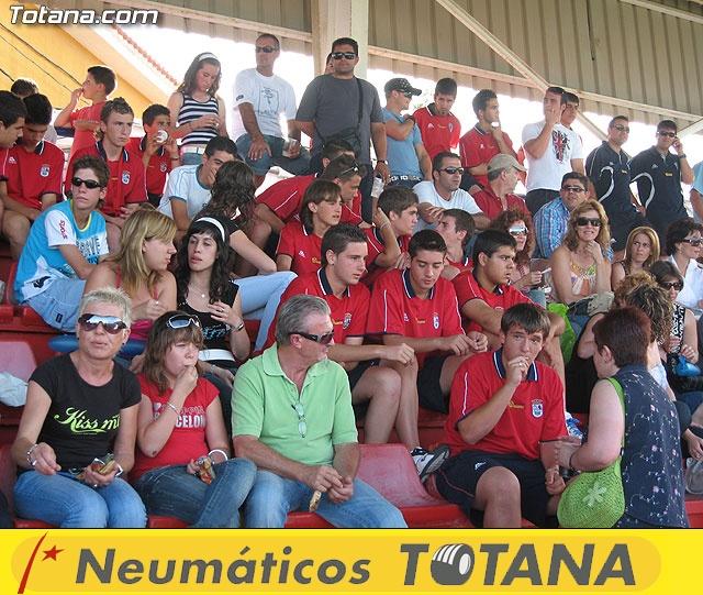 El Valencia C.F. se proclama campeón del VI torneo de fútbol Ciudad de Totana - 6