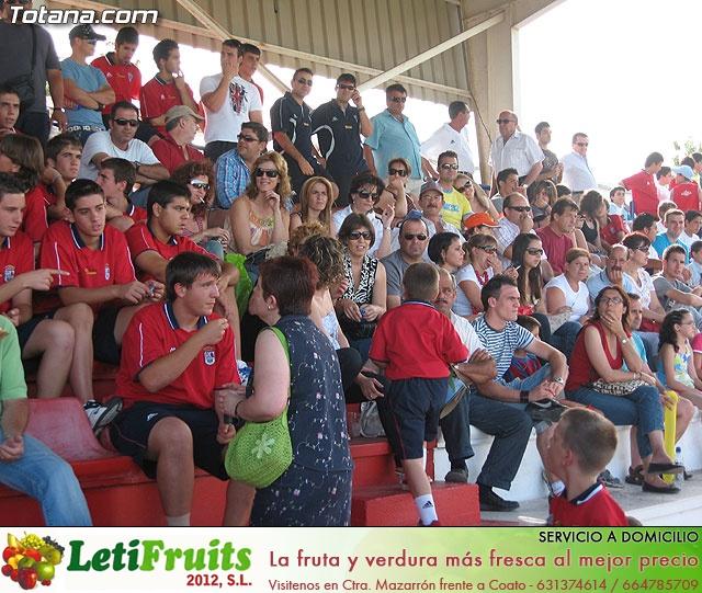 El Valencia C.F. se proclama campeón del VI torneo de fútbol Ciudad de Totana - 7