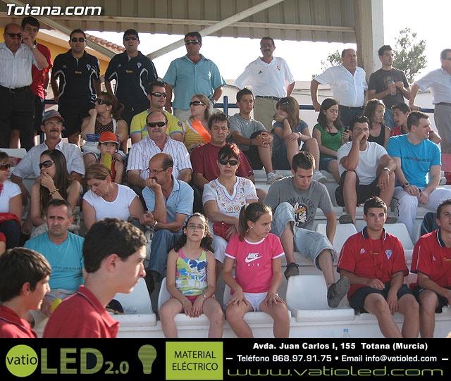 El Valencia C.F. se proclama campeón del VI torneo de fútbol Ciudad de Totana - 8