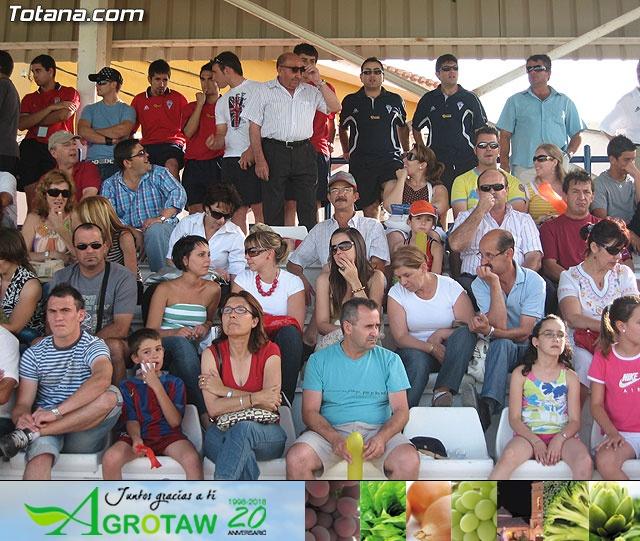 El Valencia C.F. se proclama campeón del VI torneo de fútbol Ciudad de Totana - 9