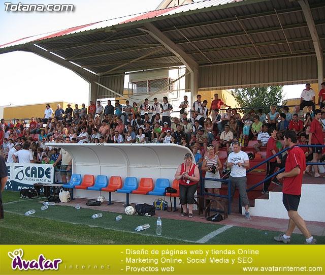 El Valencia C.F. se proclama campeón del VI torneo de fútbol Ciudad de Totana - 14