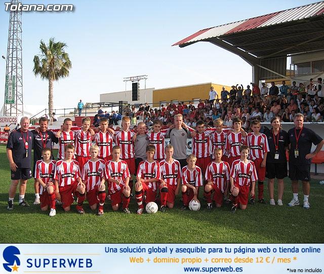 El Valencia C.F. se proclama campeón del VI torneo de fútbol Ciudad de Totana - 15