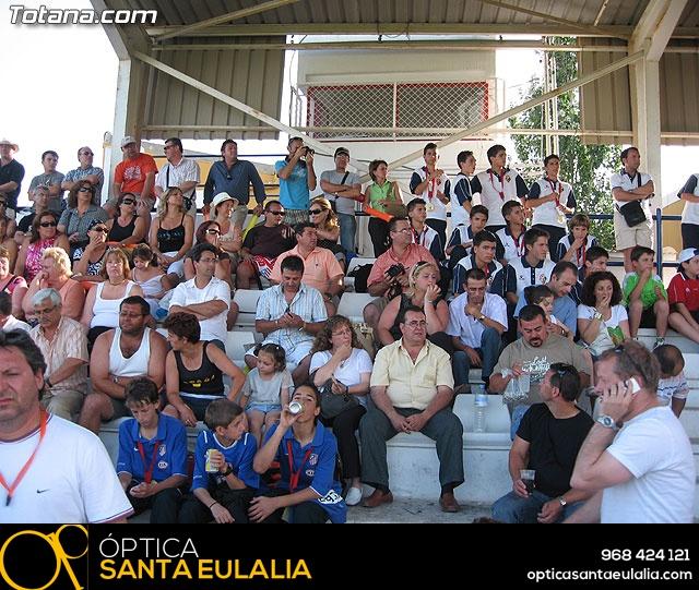 El Valencia C.F. se proclama campeón del VI torneo de fútbol Ciudad de Totana - 17